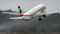 OD-MRO - Middle East Airlines (MEA) Airbus A320 aircraft