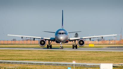 VP-BFF - Aeroflot Airbus A321