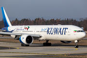 9K-AOL - Kuwait Airways Boeing 777-300ER aircraft