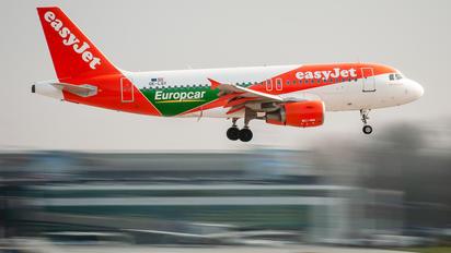 OE-LQY - easyJet Europe Airbus A319