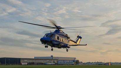 PH-PXZ - Netherlands - Police Agusta Westland AW139