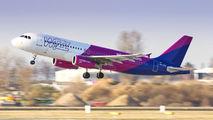 HA-LPJ - Wizz Air Airbus A320 aircraft