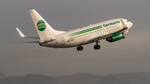 D-AGES - Germania Boeing 737-700 aircraft
