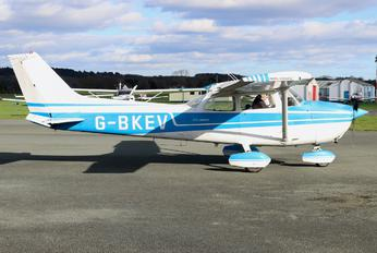 G-BKEV - Private Reims F172