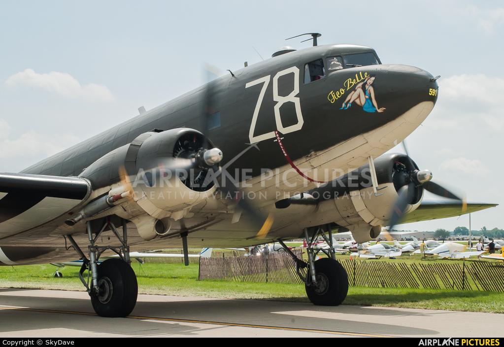 Private N3932T aircraft at Oshkosh - Wittman Regional