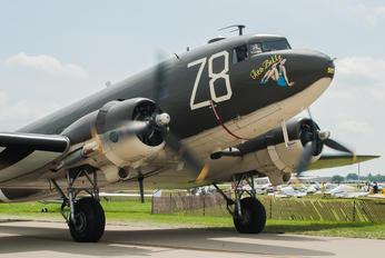N3932T - Private Douglas C-47 Dakota 4