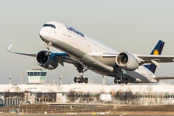 D-AIXG - Lufthansa Airbus A350-900