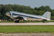 N18121 - Private Douglas DC-3 aircraft