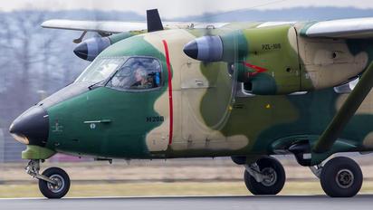 0211 - Poland - Air Force PZL M-28 Bryza