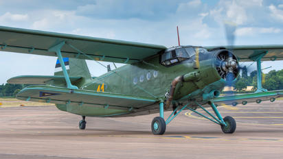 41 - Estonia - Air Force Antonov An-2