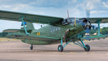 41 - Estonia - Air Force Antonov An-2 aircraft