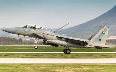 0632 - Saudi Arabia - Air Force Boeing F-15SA Strike Eagle