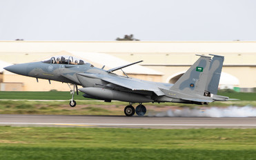 0631 - Saudi Arabia - Air Force Boeing F-15SA Strike Eagle
