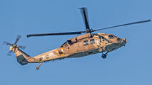 814 - Israel - Defence Force Sikorsky S-70A-9 Yanshuf 3 aircraft