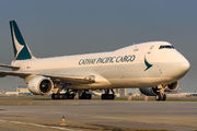 B-LJH - Cathay Pacific Cargo Boeing 747-8F aircraft