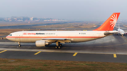 B-2325 - Uni-top Airlines Airbus A300