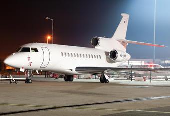 HA-LKX - Private Dassault Falcon 7X