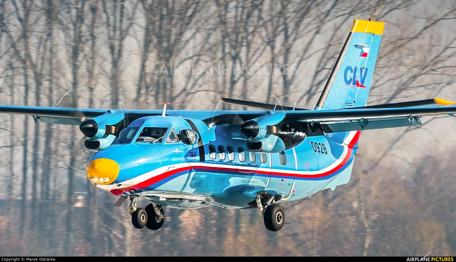 Czech - Air Force 0928 aircraft at Pardubice