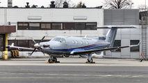 SP-EMA - Private Pilatus PC-12 aircraft