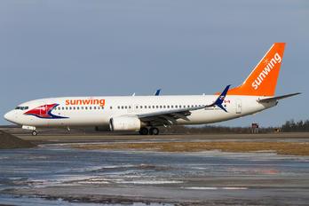 C-GPVS - Sunwing Airlines Boeing 737-800