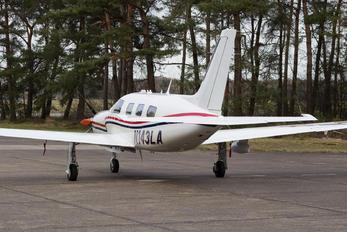 N143LA - Private Piper PA-46 Malibu Meridian / Jetprop DLX