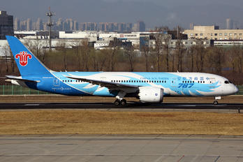 B-2787 - China Southern Airlines Boeing 787-8 Dreamliner
