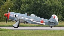 F-AZYF - Private Yakovlev Yak-3U aircraft