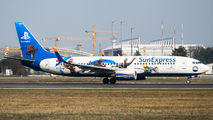 TC-SNN - SunExpress Boeing 737-800 aircraft