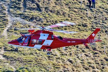 HB-ZRP - REGA Swiss Air Ambulance  Agusta / Agusta-Bell A 109