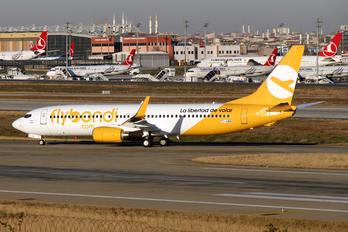 TC-SBG - Flybondi Boeing 737-800