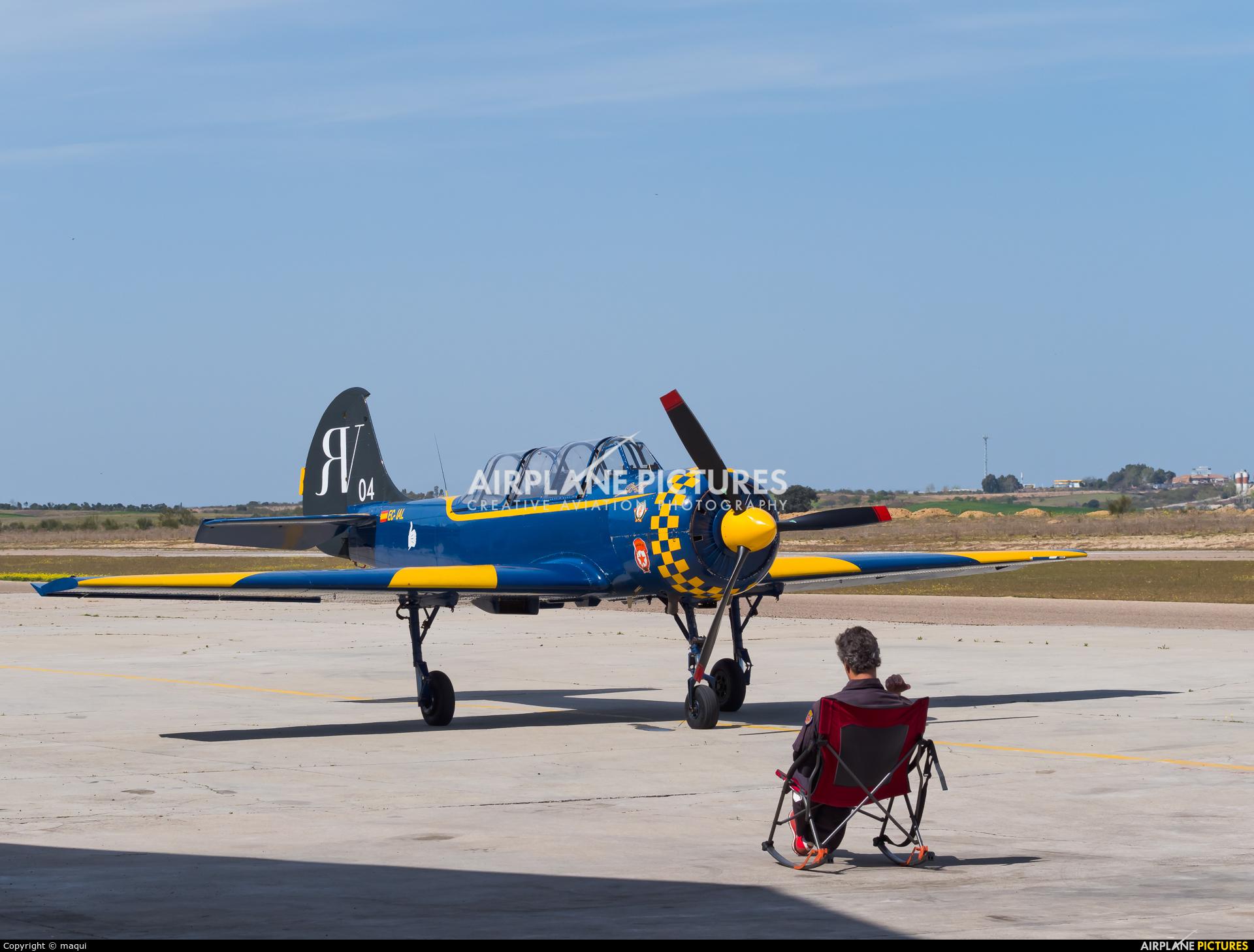Private EC-IAL aircraft at Casarrubios del Monte