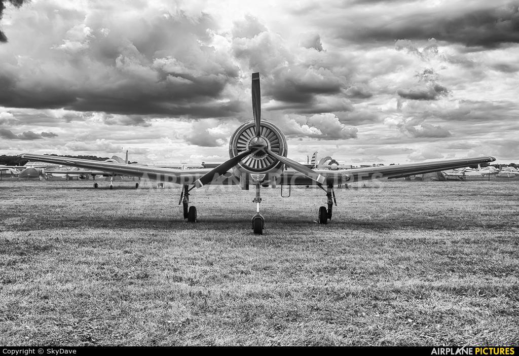 Private NX43HM aircraft at Oshkosh - Wittman Regional