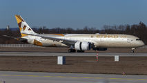 A6-BLT - Etihad Airways Boeing 787-9 Dreamliner aircraft