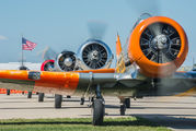 N7693U - Private North American Harvard/Texan (AT-6, 16, SNJ series) aircraft