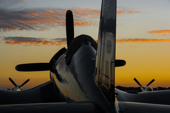 N170PT - Private Vought F4U Corsair