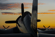 N170PT - Private Vought F4U Corsair aircraft