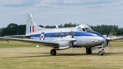 G-DHDV - Aero Legends de Havilland DH.104 Dove