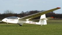 SP-3395 - Private PZL SZD-50 Puchacz aircraft