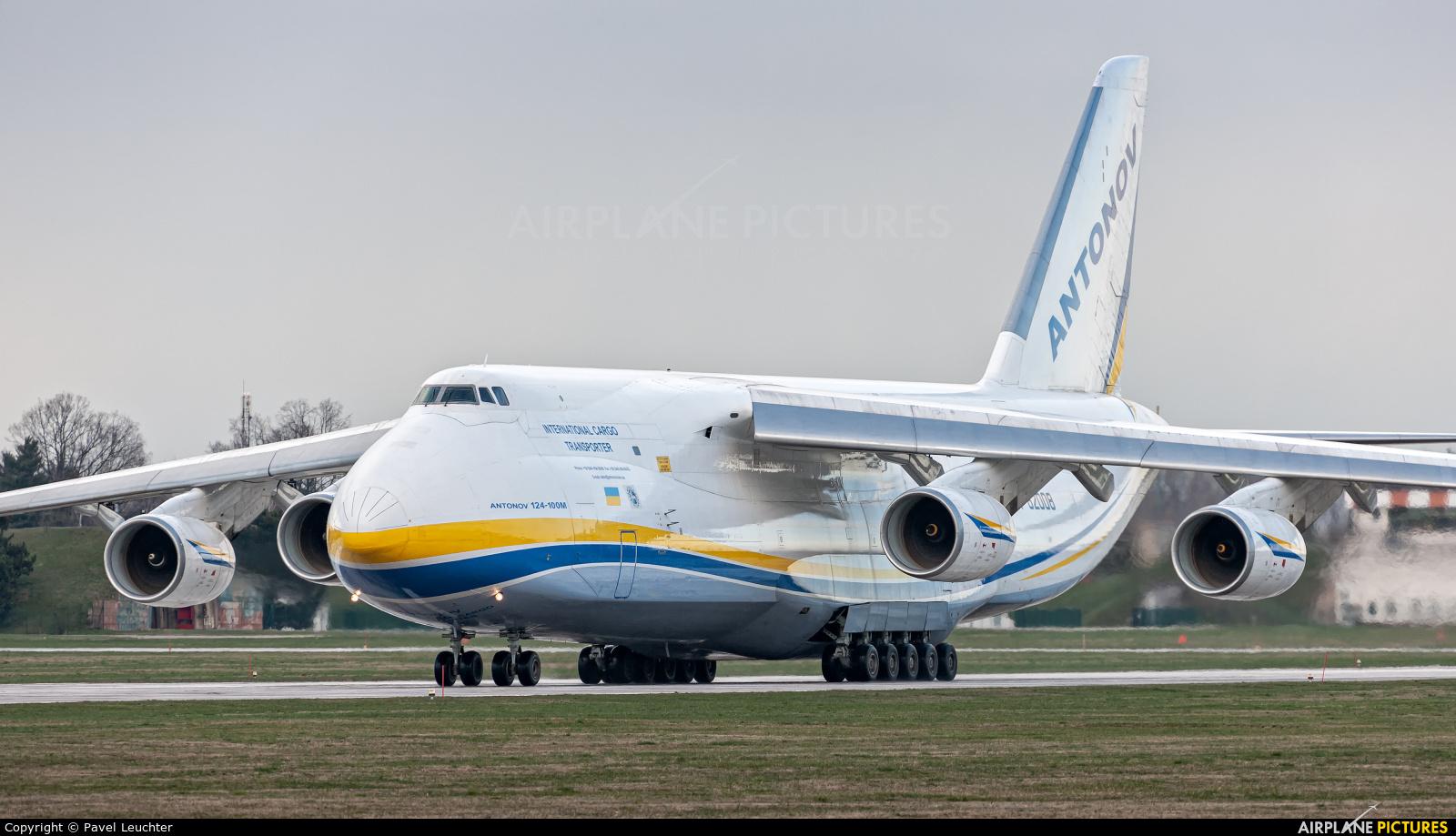 Antonov Airlines /  Design Bureau UR-82008 aircraft at Pardubice