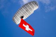 - - Switzerland - Air Force Parachute Military aircraft