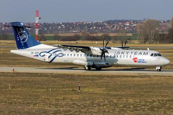 OK-GFR - CSA - Czech Airlines ATR 72 (all models)