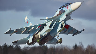 79 - Russia - Air Force Sukhoi Su-30SM