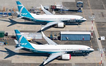 N7202U - Boeing Company Boeing 737 MAX 7