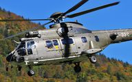 T-332 - Switzerland - Air Force Aerospatiale AS532 Cougar aircraft