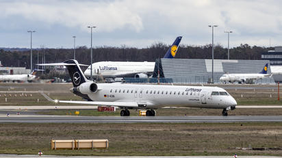 D--ACNA - Lufthansa Regional - CityLine Bombardier CRJ 900ER