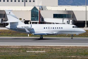 D-BOOK - Private Dassault Falcon 2000LX