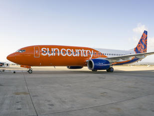 N833SY - Sun Country Airlines Boeing 737-8K2