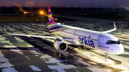 4X-AGH - Arkia Airbus A321 NEO