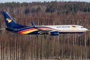 G-NPTB - West Atlantic Boeing 737-800 aircraft