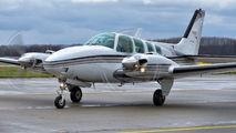 OK-SLI - Private Beechcraft 58 Baron aircraft